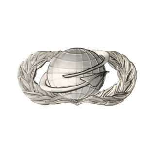 Manpower and Personnel Functional Badge