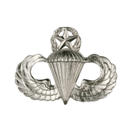 Parachutist Functional Badge