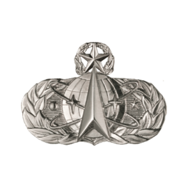 Space Operations Functional Badge