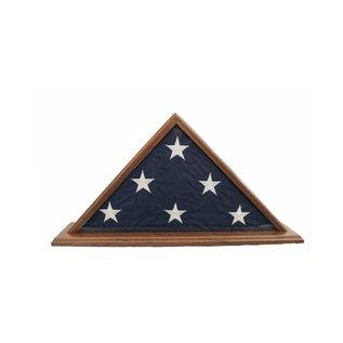 Morgan House 5' x 9' Flag Display Case