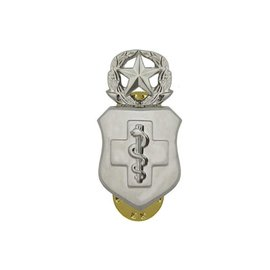 Medical Technician Functional Badge
