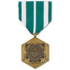 US Coast Guard  Commendation