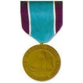 US Coast Guard Distinguished Service