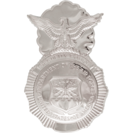 Security Police Badge
