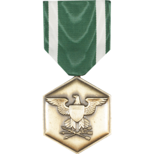 US Navy Commendation