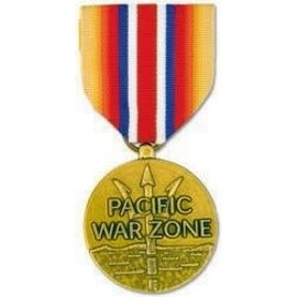 Merchant Marine Pacific War Zone