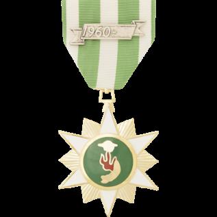 Republic of Vietnam Campaign w/date