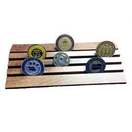 Morgan House MCD-24 - Wedge Coin Display
