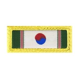 US Army Korean Press Unit Citation Ribbon