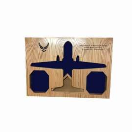 Morgan House CASA CN-235 Persuader Shadow Box