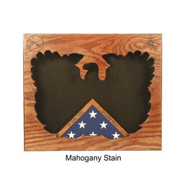Morgan House Warrant Officer (Eagle Rising) Shadow Box