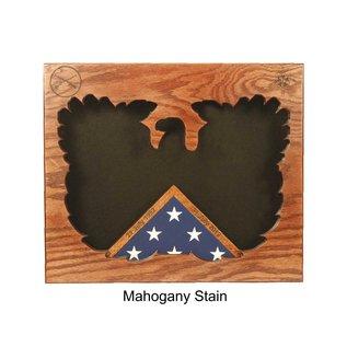 Morgan House Warrant Officer (Eagle Rising) Shadow Box
