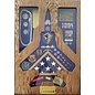 Morgan House F-15 Eagle Shadow Box