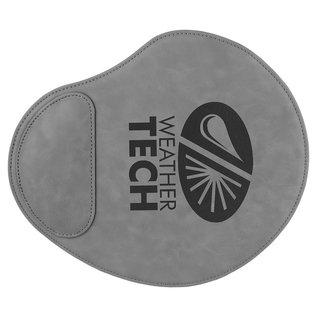 "9"" x 10 1/4"" Laserable Leatherette Mouse Pad"