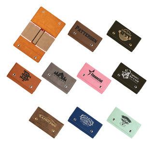Leatherette Card & Dice Set