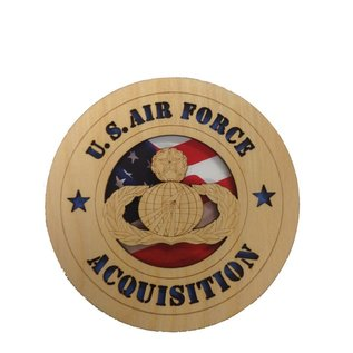 """Morgan House Air Force Acquisition Badge Tribute - 5.75"""""""