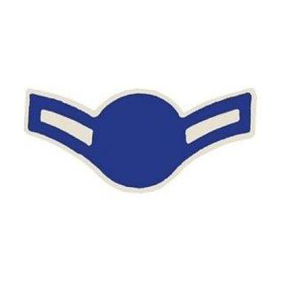 Air Force E2 Chevron Pin (no star)