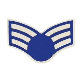Air Force E4 Chevron Pin (no star)