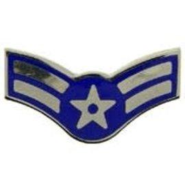 Air Force E3 Chevron Pin