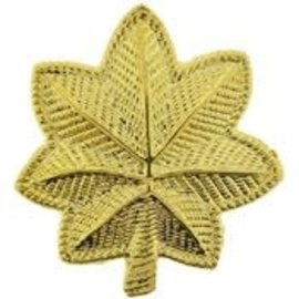 Air Force O4 Rank Pin