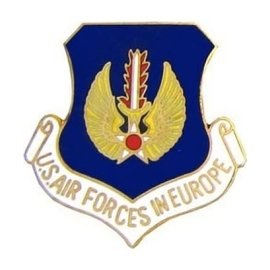 United States Air Forces In Europe USAFE Pin - 15146 (1 1/8 inch)