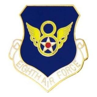 8th Air Force Pin (1 inch)