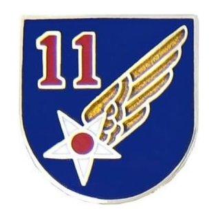 11th Air Force Pin (3/4 inch)