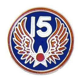 15th Air Force Pin (3/4 inch)