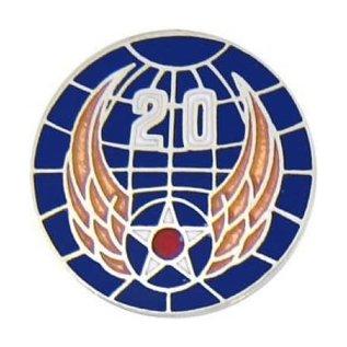 20th Air Force Pin (3/4 inch)