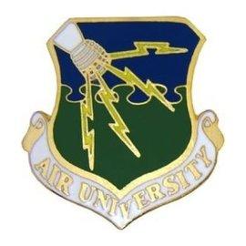 Air University (AU) Pin - 15730 (1 1/8 inch)