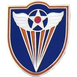4th Air Force Pin (7/8 inch)
