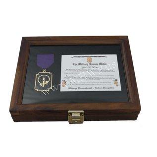 Morgan House Spouse Medal