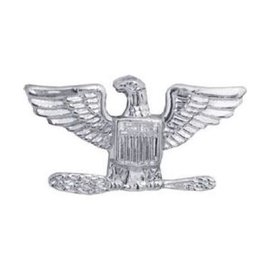 Air Force/Army O6 Rank Pin (Left)