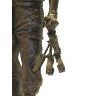 Terrance Patterson Port Dawg Statue