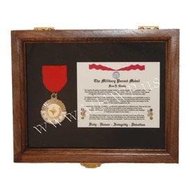 Morgan House Parent Medal