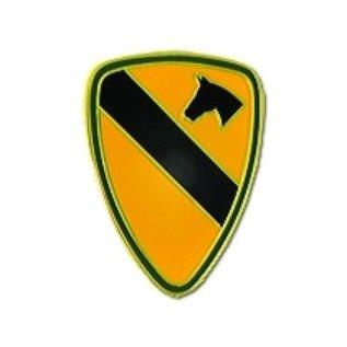 1st Calvary Division Pin