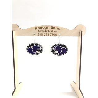 Custom School Earring
