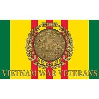 FLAG-VIET.VETERANS (3ftx5ft)
