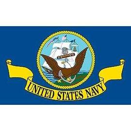 Navy Flag - 3'x5'