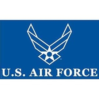 USAF New wings flag 3x5