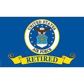 USAF Retired Flag, 3x5