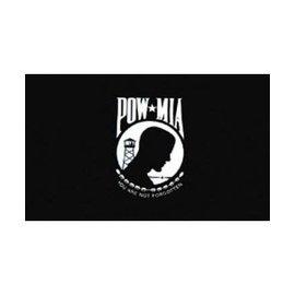 POW/MIA Double Face Nylon 2x3