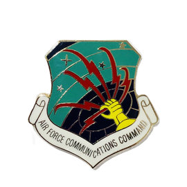Air Force Communications Command (AFCC) Pin - 15145 (1 1/8 inch)
