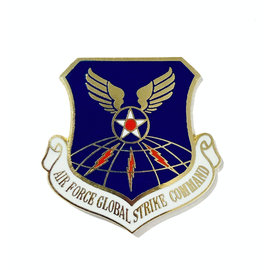 Air Force Global Strike Command (AFGSC) Pin - 14644 (1 1/8 inch)