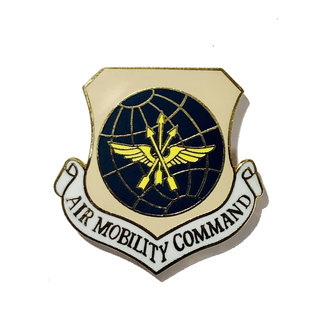 Air Mobility Command (AMC) Pin - 15827 (1 1/8 inch)