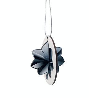 Morgan House Ornament - 3D Offficer - Full Color