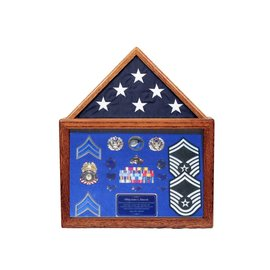 Morgan House MSB-02 - Small Shadow Box - Hanging