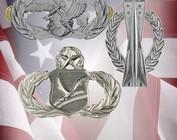 Functional Badge Pins