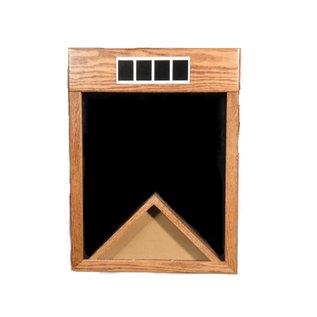 Morgan House Any Rank Shadow Box