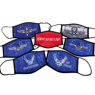 Air Force Face Masks